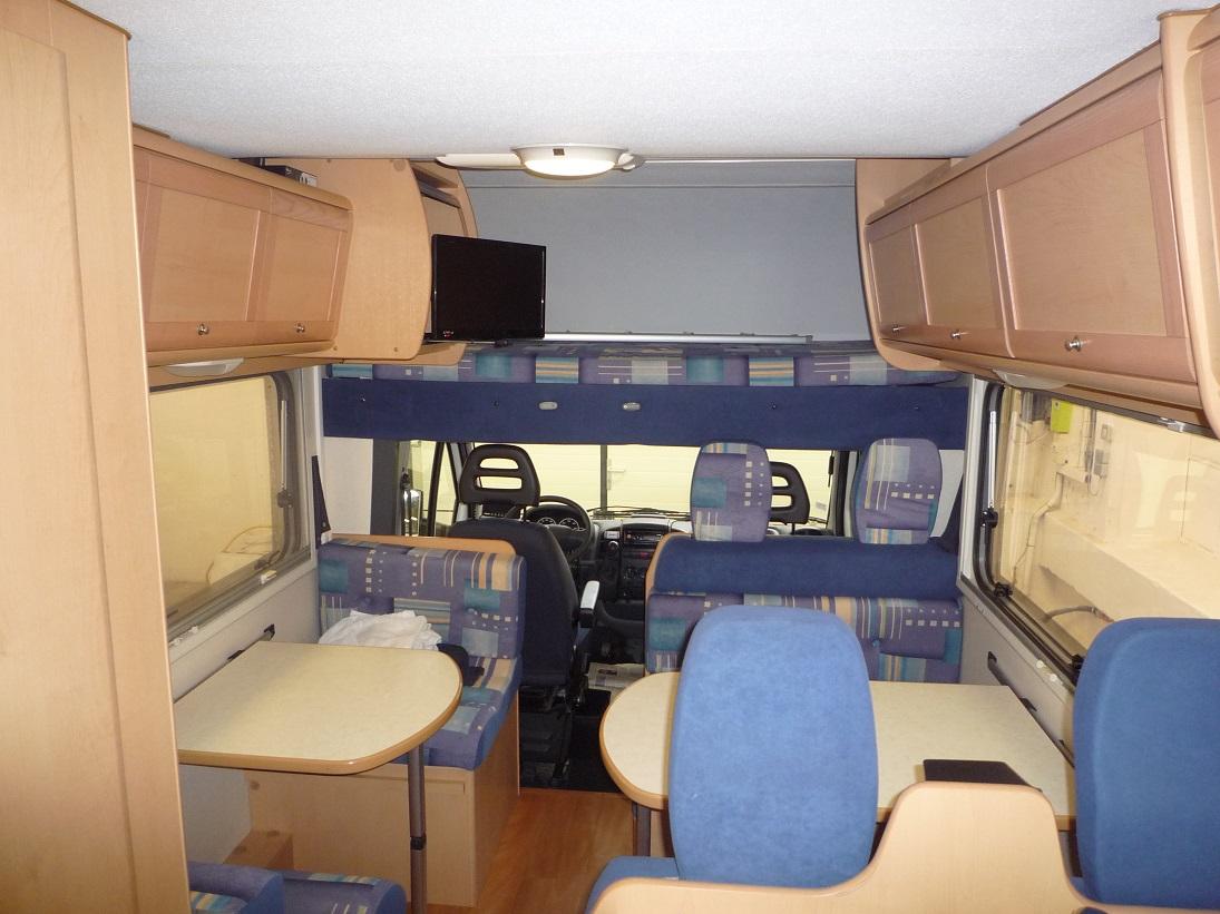 Roller team camping car fiat nat loisirs metzeral location